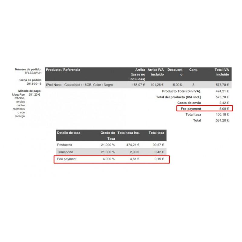 Module de payer comptant la livraison en magasins prestashop - Paiement a la livraison la poste ...