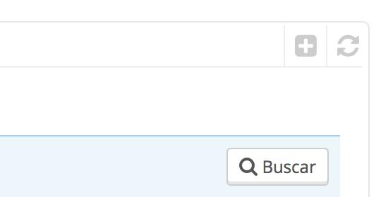 hac clic en el icono mas para crear una nueva zona