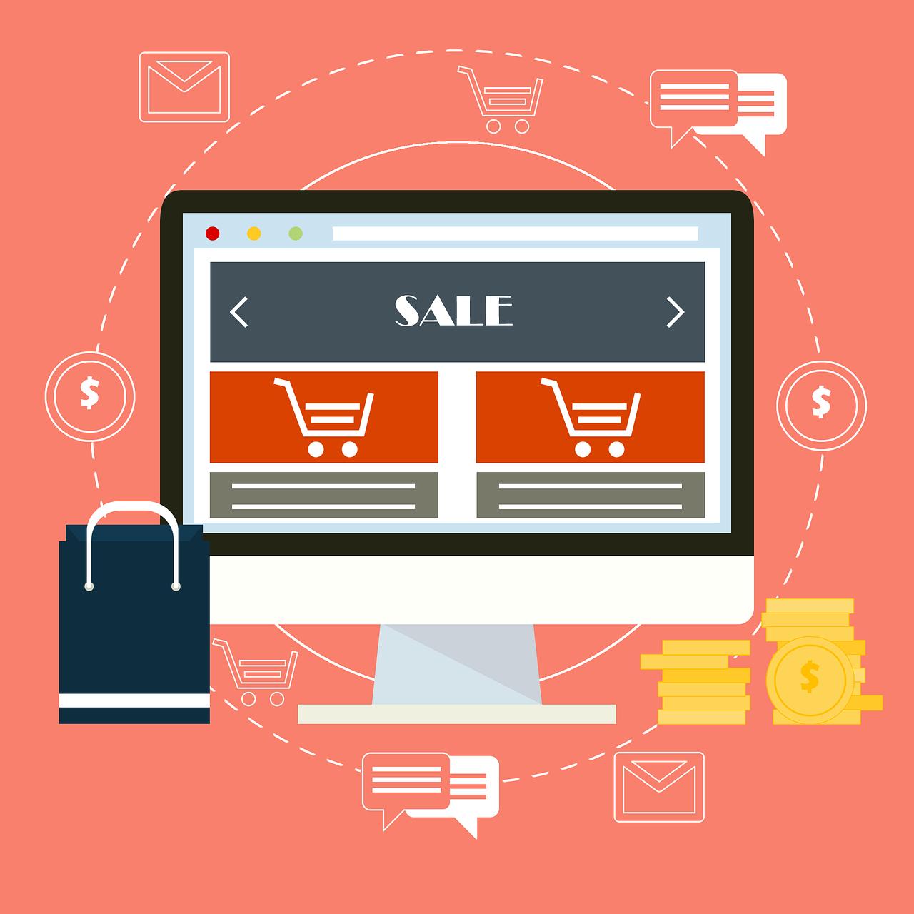 las cifras del comercio electronico aumentan cada dia