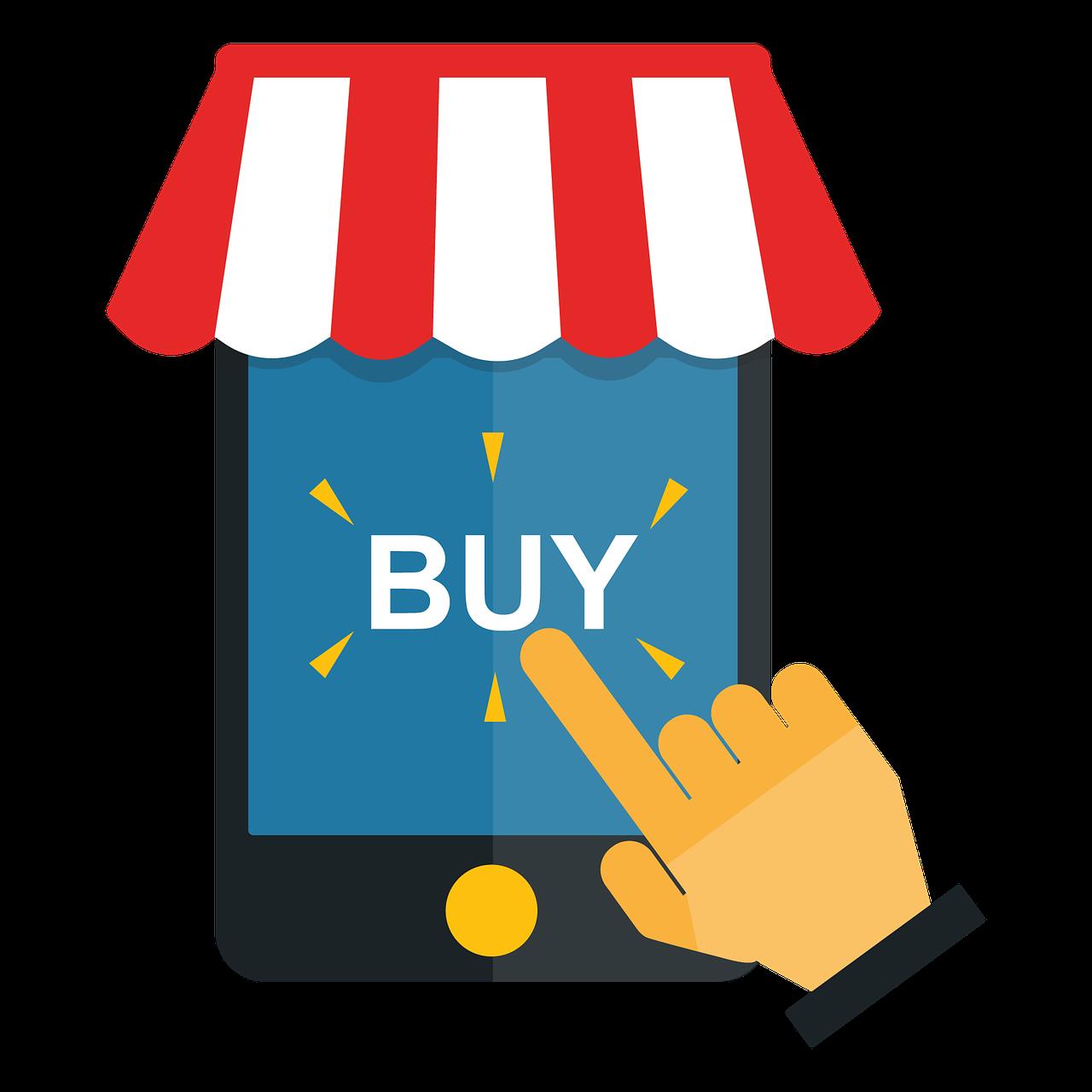 la tendencia de las compras a traves del smartphone continuara subiendo durante 2017
