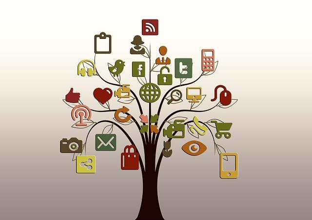la importancia de estar presente en las redes sociales aumenta cada dia