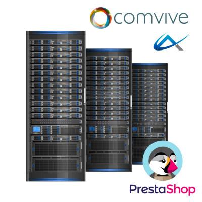 Hébergement intermédiaire «Pro» pour PrestaShop