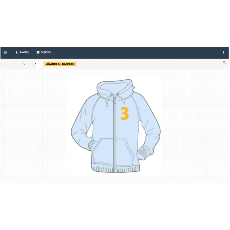 Product designer module for PrestaShop