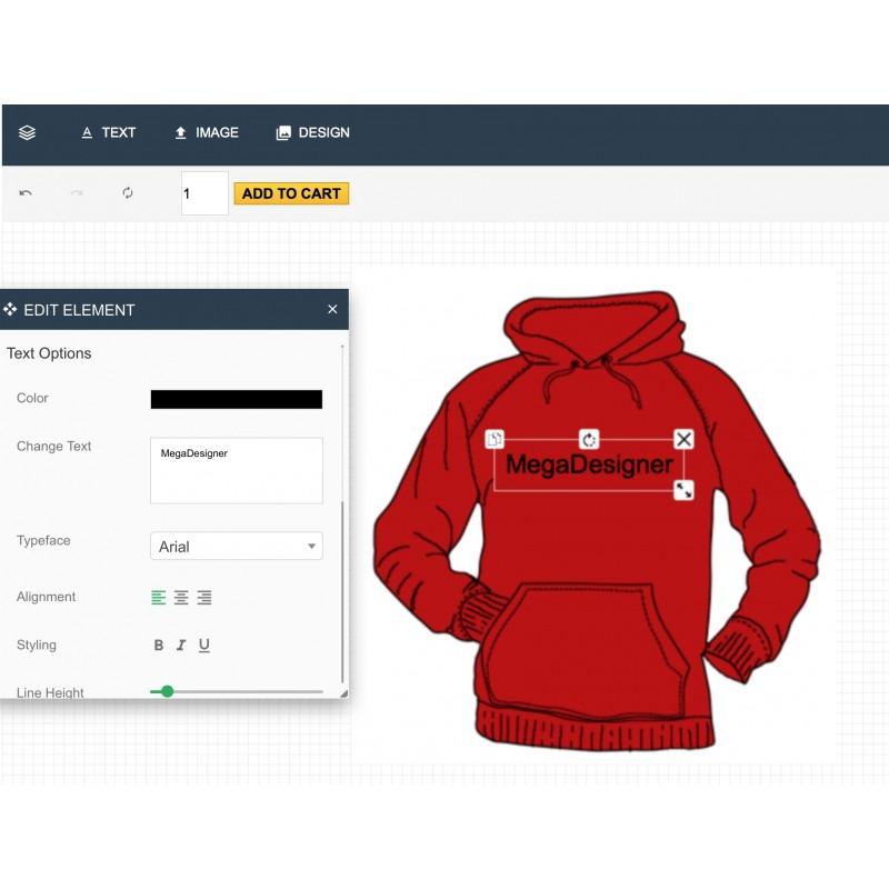 Modulo progettista prodotto per PrestaShop