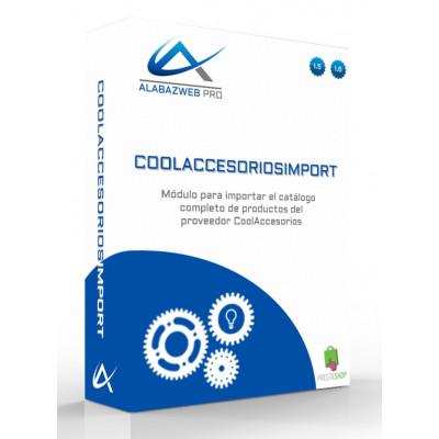Importador de Productos desde CoolAccesorios para PrestaShop