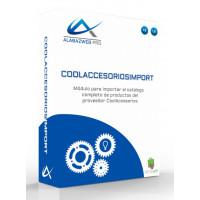 Importador Prestashop Productos Coolaccesorios