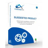 Módulo para evitar errores 404 sugiriendo otros productos