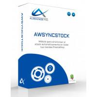 Sincronizador Stock