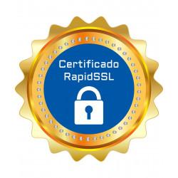 Certificate SSL 256 bit Rapid SSL