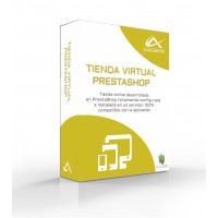 PrestaShop - Loja Virtual Pack completo