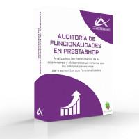 Auditoría de Funcionalidades en PrestaShop