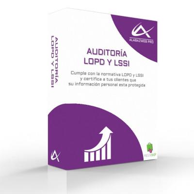 Auditoría LOPD y LSSI