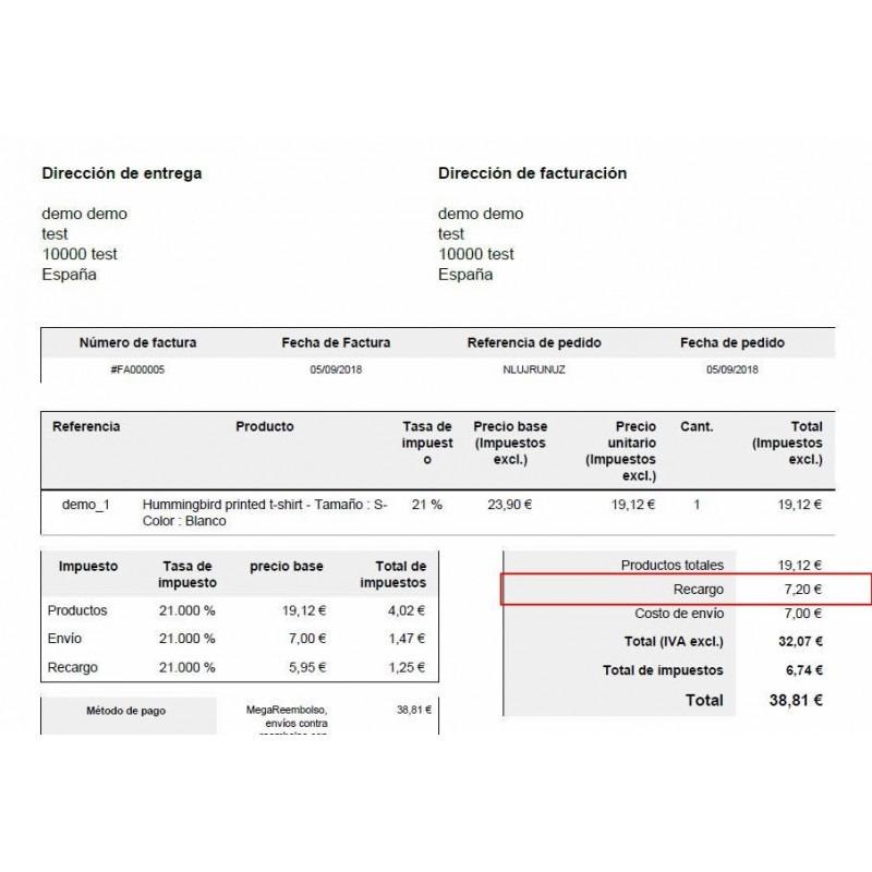 Zahlung per Nachnahme Lieferung kostenlos und Einschränkungen Prestashop Modul