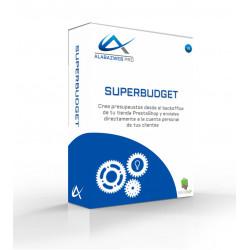 Super Budgets