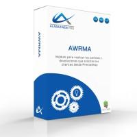 AWRMA: caja