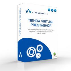 PrestaShop - Loja Virtual Pack completo