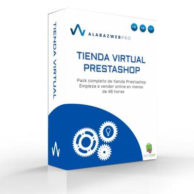 Tienda Virtual PrestaShop - #YoVendoDesdeCasa