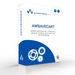 AWSaveCart: configurar botón pdf