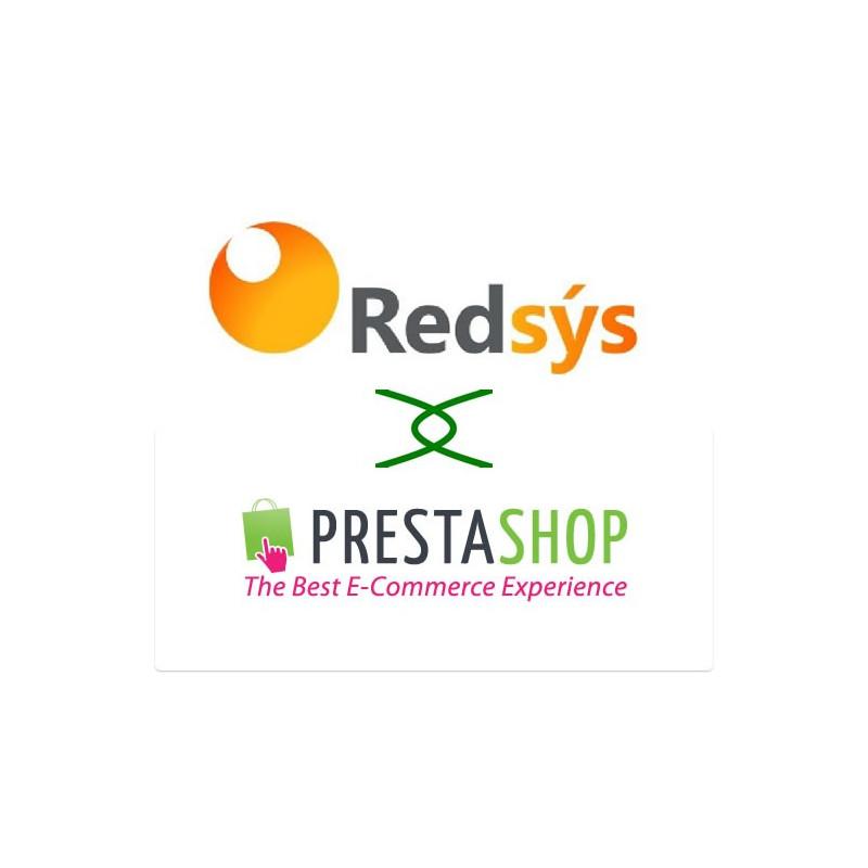 Modulo Redsys con recargos o descuentos para Prestashop