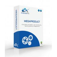 Módulo linear por M2, M3, produtos e prestashop decimal para venda