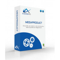Linearmodul pro M2, M3, Produkte und Dezimal Prestashop zu verkaufen