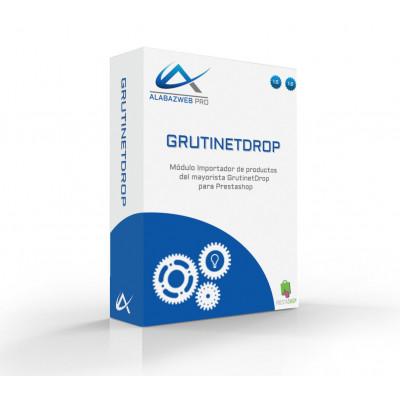 Importador de productos de Grutinet Drop para Prestashop
