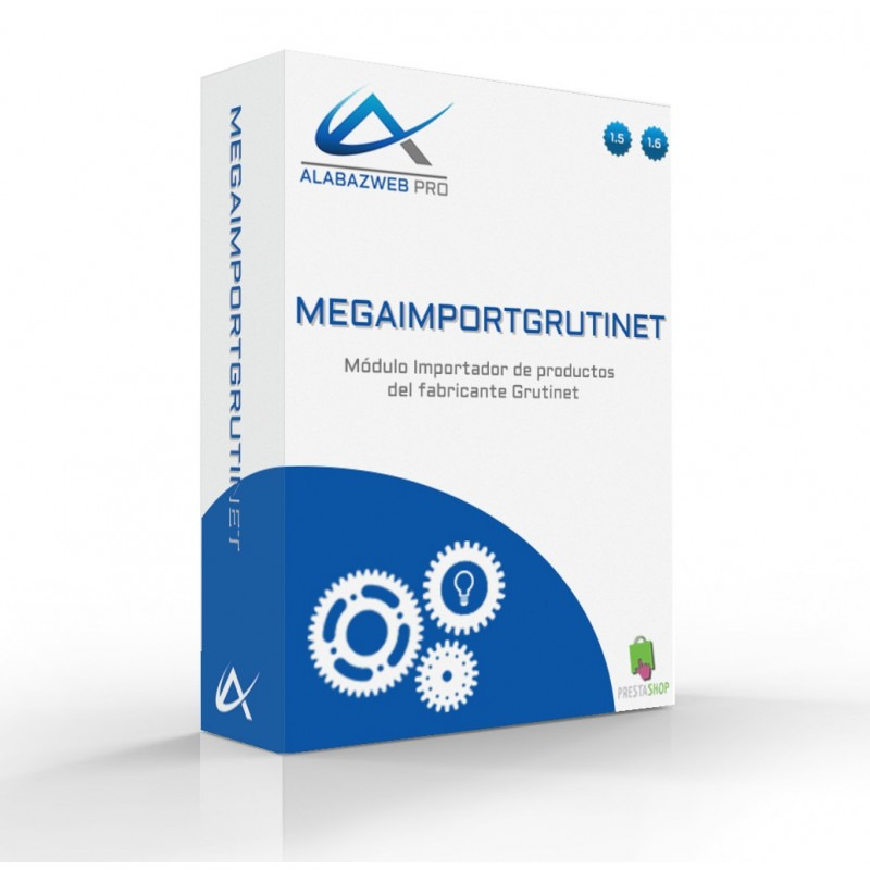 Importer for Grutinet products Prestashop