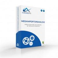 Modulo Importador de productos de Dreamlove para Prestashop