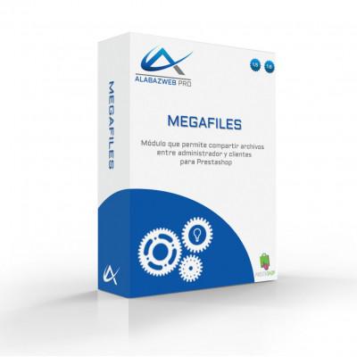 Es ermöglicht die Freigabe von Dateien zwischen Administrator und Client-Modul