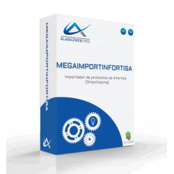 Importer of products of Infortisa for Prestashop