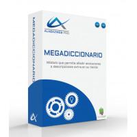Módulo Diccionario para Prestashop, añada información extra en sus productos