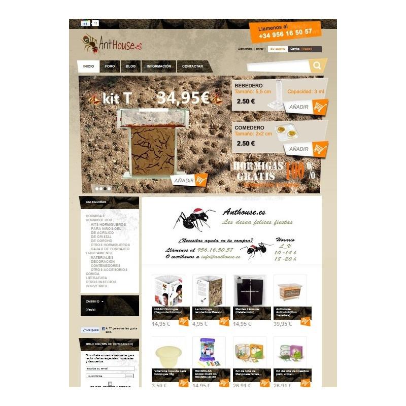 Tienda Virtual Prestashop