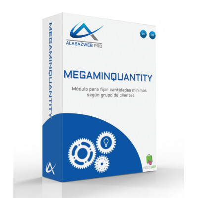 Módulo para fijar cantidades mínimas de producto según grupos de clientes