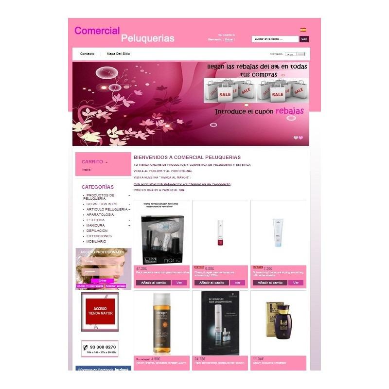 Shop Prestashop