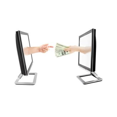 Avances de module de paiement par transfert bancaire