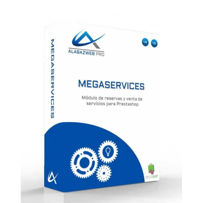 Module pour Prestashop à vendre et à réserver des services - AlabazWeb㉢ 43b3554234ea