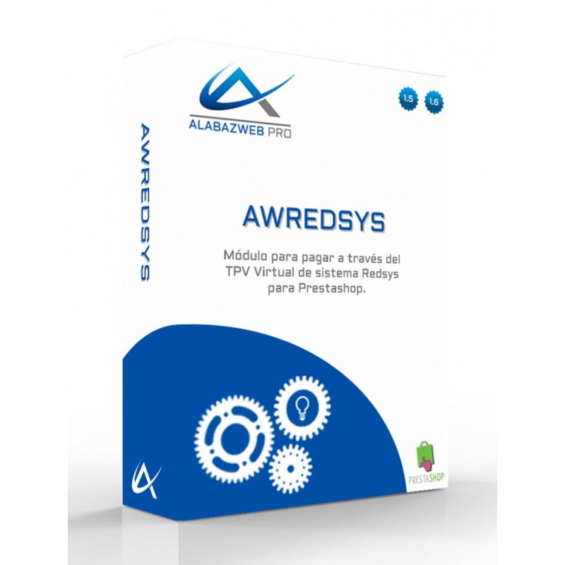 Module Redsys surcharges or discounts for Prestashop