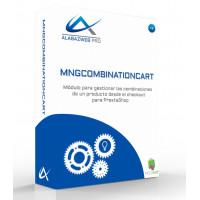 Módulo de gestión de combinaciones en el checkout para PrestaShop