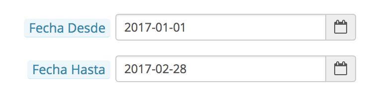podrás establecer la fecha de activacion y desactivacion de la promocion