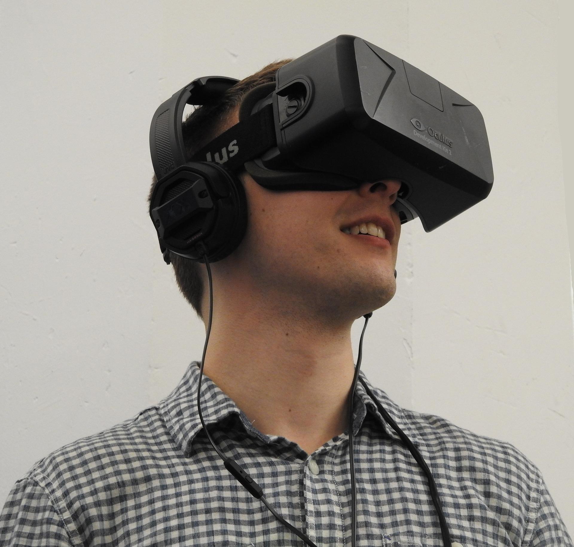 evolucion de la realidad virtual y en 3d en las compras online