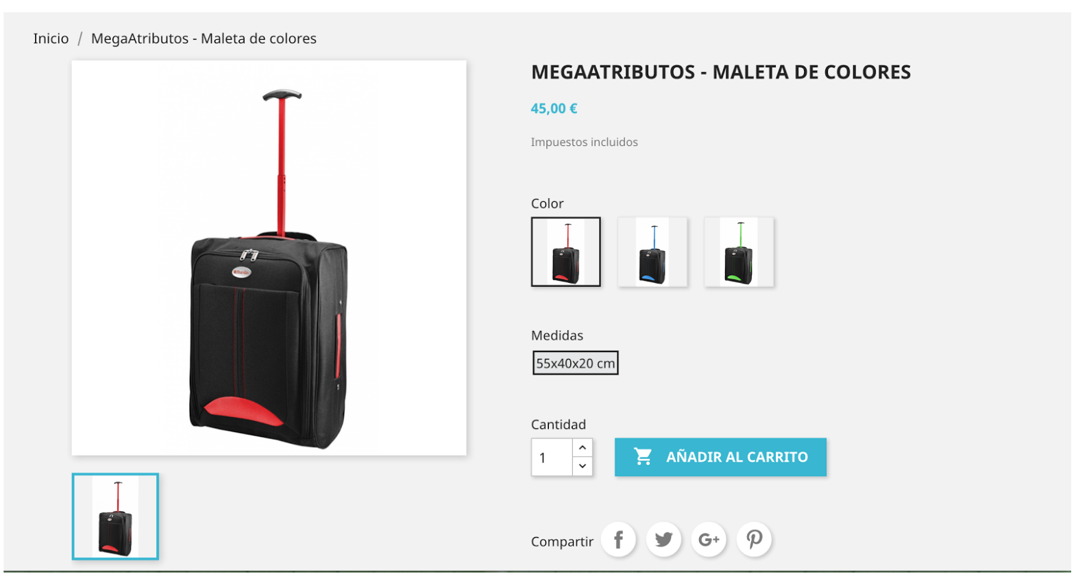with megaatributos you can hide the exhausted combinations