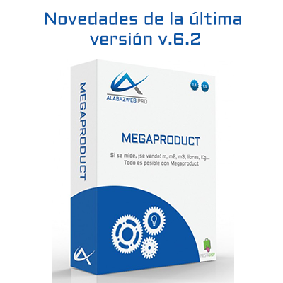 What's new with version 6.2 of MegaProduct