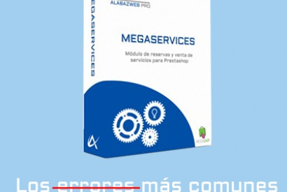 MegaServices: Most common configuration errors