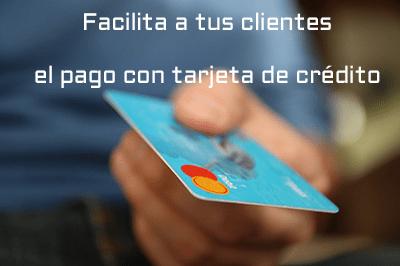 Como facilitar la compra con tarjeta a tus clientes