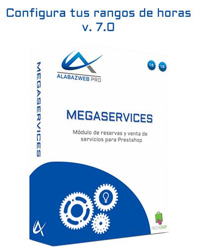 Aprende a configurar los rangos de horas en MegaServices