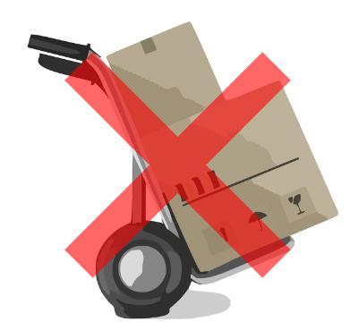 Cómo desactivar el transporte en tu ecommerce