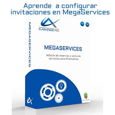 Aprende a configurar invitaciones para tus eventos con MegaServices
