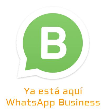 WhatsApp Business llega a España