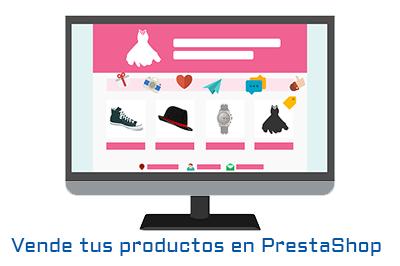 Añade tu catálogo de productos en PrestaShop 1.6