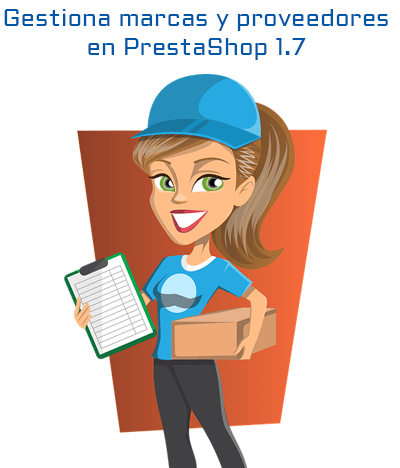 Learn how to manage brands and suppliers in PrestaShop 1.7